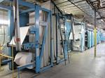 "Picture of King Press Color King 10 unit, 20 Color Open Web Printing Press with an ""A"" and a ""B"" end designation"