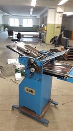 Picture of Guk 2 buckle folding machine