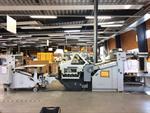 Picture of Heidelberg/Stahl Heidelberg KD 78/4KL combination folding machine