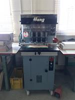 Picture of Hang 114-30 4-head paper drilling machine