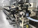 Picture of Nilpeter MO 3300 with 8 UV printing units