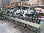 Picture of Muller Martini Muller Martini 221 4 station Gatherer Sticher Trimmer with 217  Feeders and 225 3 Knive Trimmer