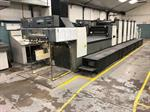 Picture of Komori Lithrone A2 Five Colour Press + Coater