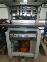 Picture of Iram 16 4 head paper drilling machine