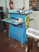Picture of MAGRAF punching machine EP-70