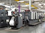Picture of Iwasaki TR2 Offset label press