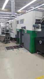 Picture of Bobst 1993  SP102E II CER