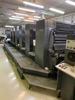 Picture of Heidelberg CD 102 / 6 1998 - CP Tronic