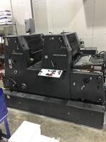 Picture of Heidelberg GTOZ 52. Kompaq damps