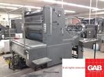 Picture of Heidelberg SORS 1 colour offset