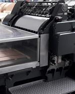 Picture of Heidelberg SBGZ - hot foil stamping