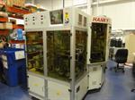 Picture of Hanky CD-6000VE 5/c UV screen printer for imaging on CD/DVDs