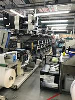 Picture of Nilpeter 500 Series 8 Colour Label Press