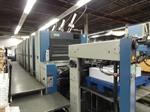 Picture of KBA RA105-8PWHA 8/c 40 offset press