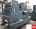 Picture of Heidelberg GTO ZP 52 two colour offset for sale