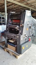 Picture of Heidelberg GTO 46 + NP