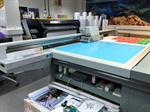 Picture of Océ ARIZONA 350GT Large format flatbed UV printer