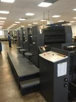Picture of Heidelberg Printmaster PM 74-4P