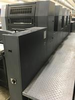 Picture of Heidelberg Speedmaster SM 52-4+LX