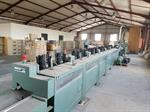 Picture of Muller Martini 1990,  Panda, 9 Clamp Perfect Binder & 12 Station Gatherer