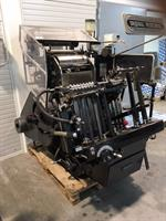 Picture of Heidelberg Tiegel with HotFoil