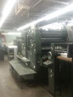 Picture of Heidelberg Speedmaster 102 ZP