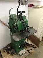 Picture of Brehmer stitcher unit one (1) head, max. thickness 25 mm, machine in very good condition.