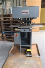 Picture of Hang 4 head semi automatic paper drill machine