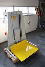 Picture of Knorr Pile Lift, with steel-plate  500 x 700 mm