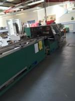 Picture of Hugo Becks Flexo 500 S 2002 shrink wrapping machine