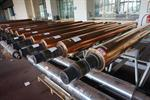 Picture of Gravure Cylinders Large Qty - over 600 Rotary
