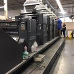 Picture of Heidelberg SM 72SP+LX-UV