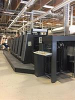 Picture of Heidelberg Speedmaster CD 74-4+LX-F format