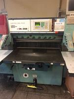 Picture of Perfecta cutting machine  115 PMC-1, age 1989