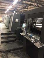 Picture of Heidelberg XL105-8P with Cut Star