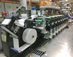 Picture of Gallus EM280 Flexo Press