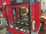 Picture of Schneider & Ozga V88 Full strapping line with a turner for a cross strapping