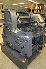 Picture of Heidelberg GTO PM 52-1+ (w. N+P)
