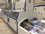 Picture of Kolbus KM600 perfect binding line