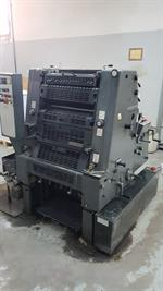 Picture of Heidelberg GTO 52 +