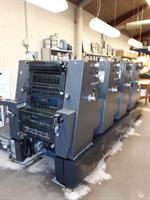 Picture of Heidelberg GTOV PM 52-4