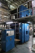 Picture of Goss 1996  C450 (4) Unit (1) Web Offset Press