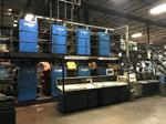 Picture of Harris NC400 (8) Unit (2) Web Offset Press 4 x 4 Stacked