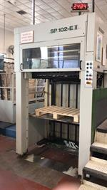 Picture of Bobst SP102-E II