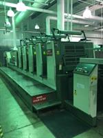Picture of Komori Lithrone LS529+C (H)
