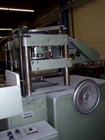 Picture of Kolbus Kolbu PF semi automatic embossing press