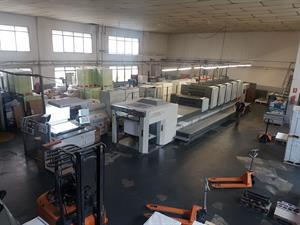 Picture of Komori Lithrone LS540+C (H)