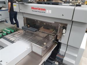 Picture of Horizon HT - 70 and Stack Lifter  40
