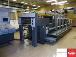 Picture of Heidelberg Speedmaster SM 74-4