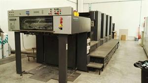 Picture of Heidelberg Speedmaster CD 102 4